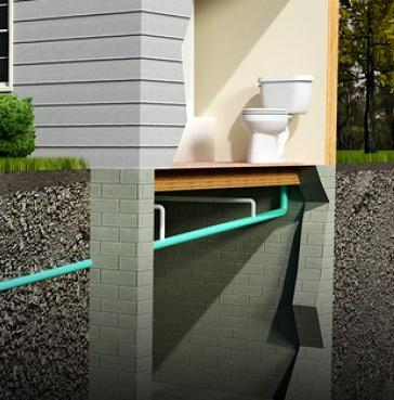 Для дачных туалетов и септиков
